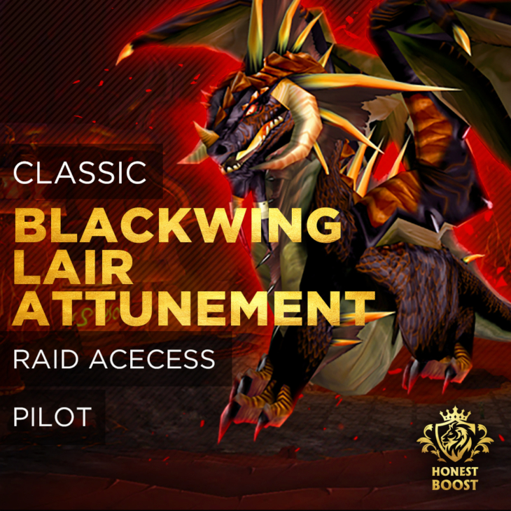 CLASSIC BLACKWING LAIR ATTUNEMENT BOOST