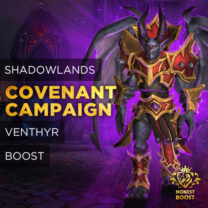 COVENANT VENTHYR CAMPAIGN BOOST