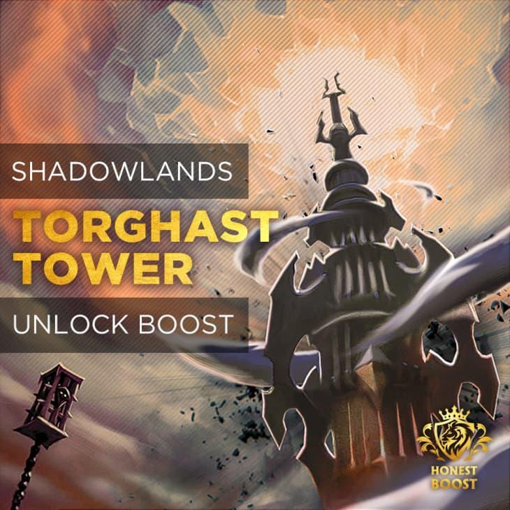 TORGHAST TOWER UNLOCK BOOST