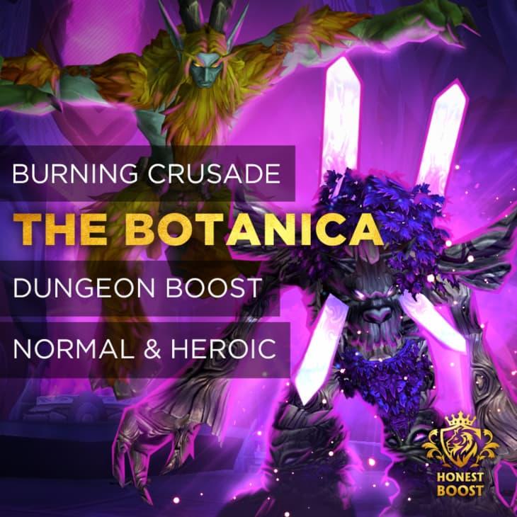 THE BOTANICA BOOST RUN
