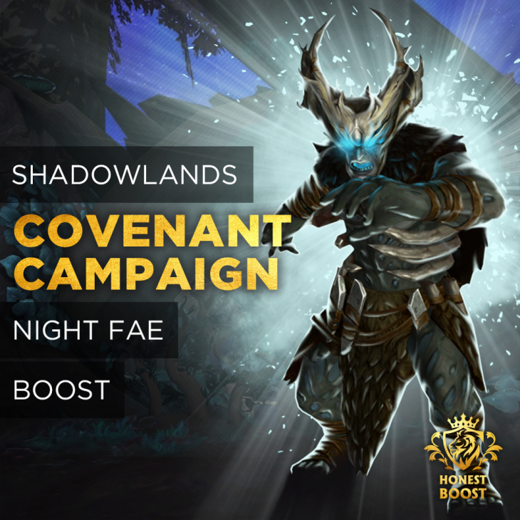 COVENANT NITGHT FAE CAMPAIGN BOOST