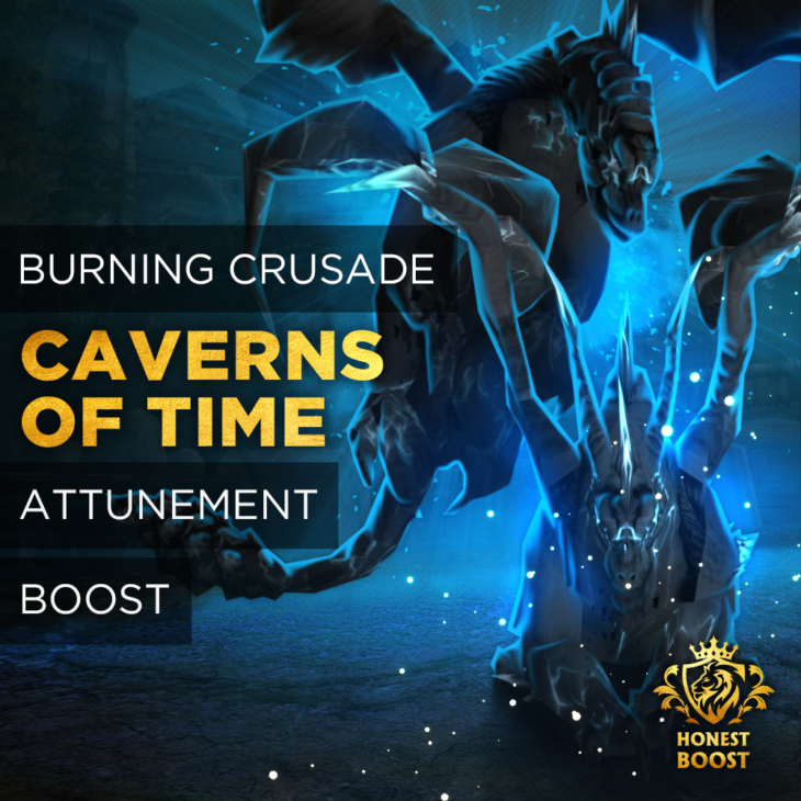 CAVERNS OF TIME ATTUNEMENT BOOST