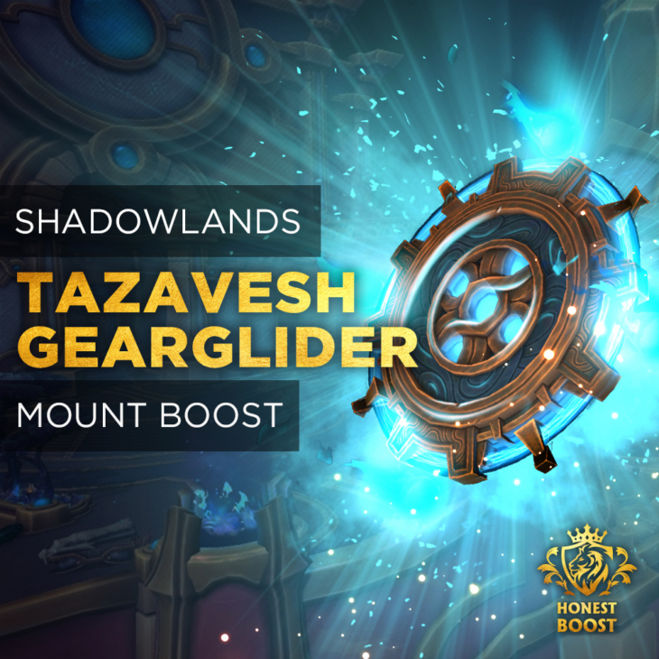 TAZAVESH GEARGLIDER MOUNT BOOST