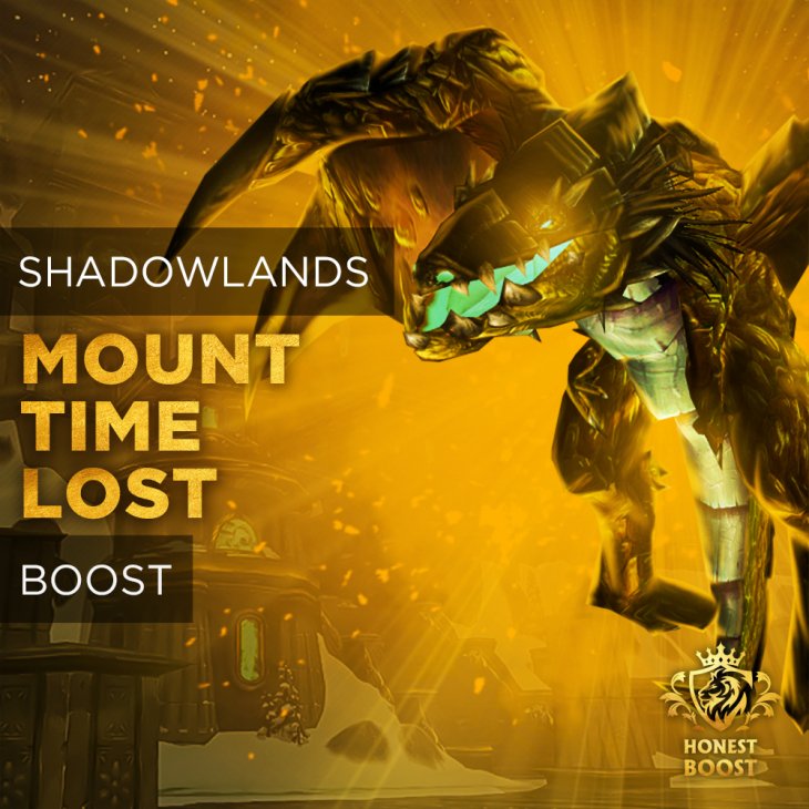 MOUNT TIME LOST BOOST