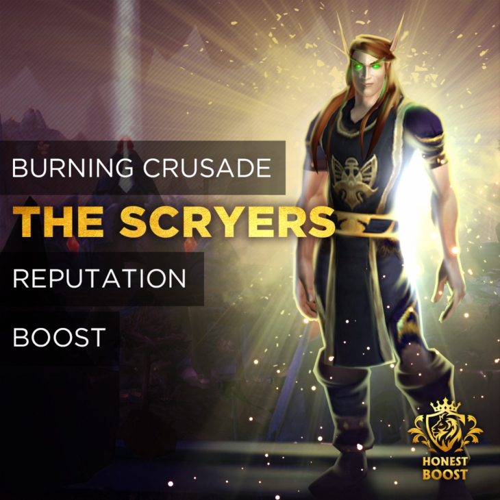 THE SCRYERS REPUTATION BOOST