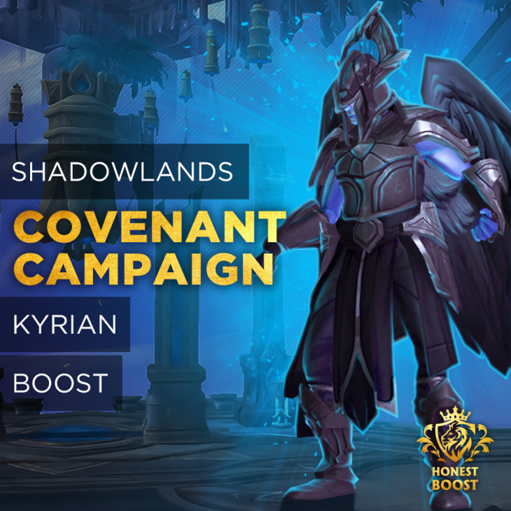 COVENANT KYRIAN CAMPAIGN BOOST